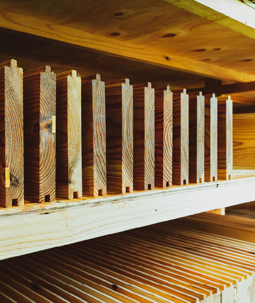 自然素材にこだわり手間をかけて完成した家は暖かみに溢れる