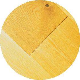 住まいの床や建具は無垢材がおすすめ。居心地の良さもアップ