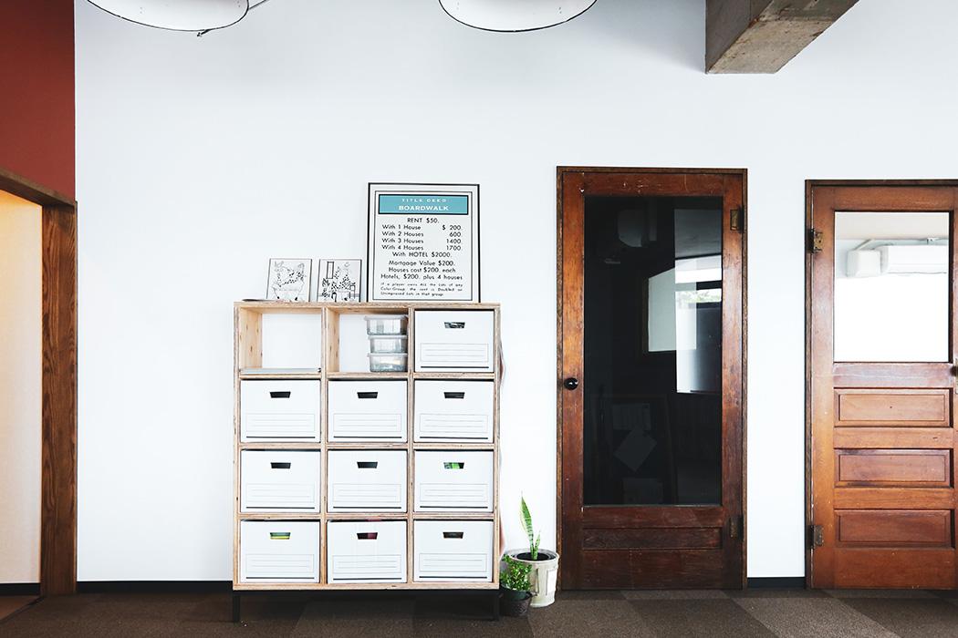 お部屋の内装や空間に合わせてテイストを変えることも